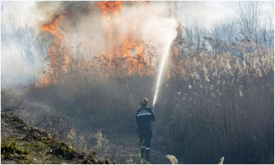 Video surveillance to help prevent fires in the Neretva Valley