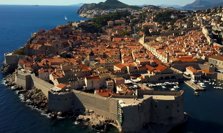 VIDEO – A day around Dubrovnik from sunrise to sunset