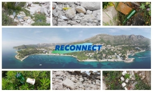 RECONNECT - Invest In The Nature: Join the big clean up event this Sunday