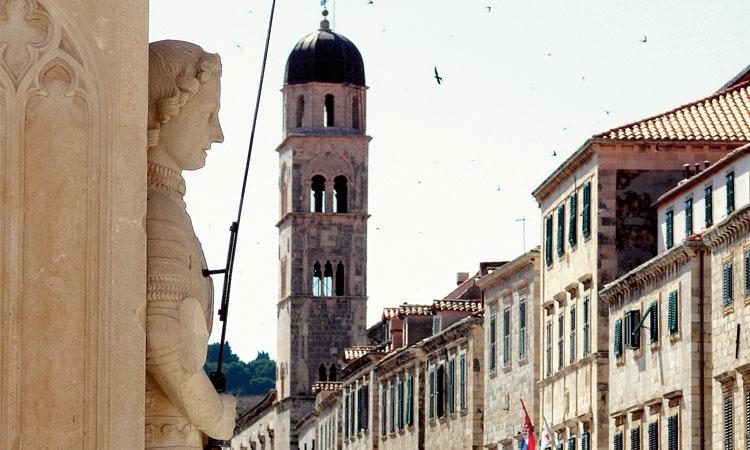 Orlando's column - Dubrovnik