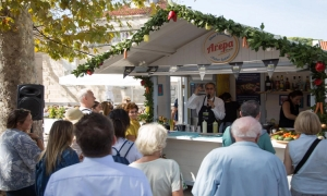 GOOD FOOD FESTIVAL: Healthy Food and Homemade Goods Fair opens