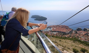 View over Dubrovnik