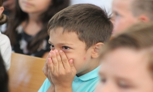 The number of first graders in Croatia continues to drop