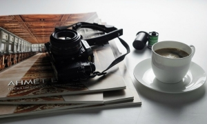Drink your morning coffee at MOMA Dubrovnik