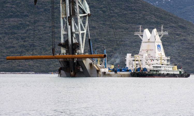Full steam ahead for Peljesac Bridge