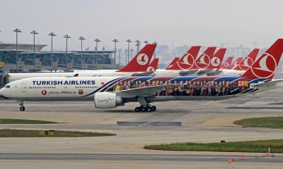 Istanbul to Dubrovnik with Turkish Airlines