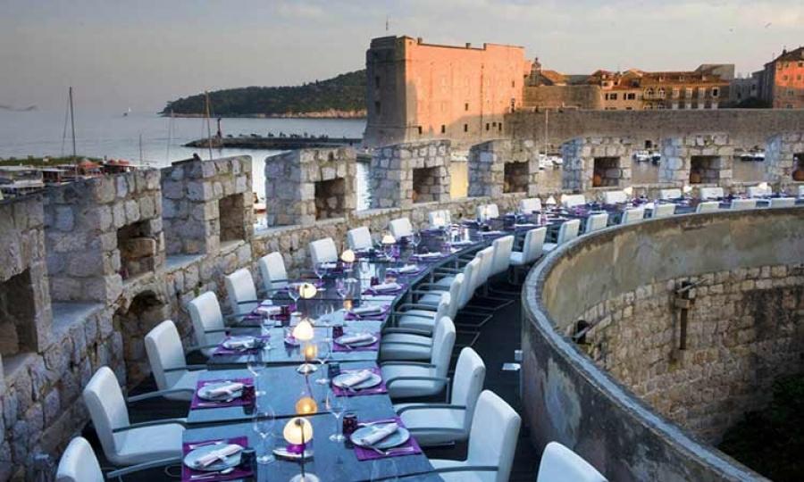 First Dubrovnik Restaurant With Star