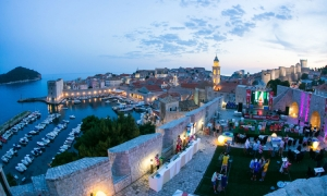 MEETINGS STAR: Dubrovnik is the top congress destination