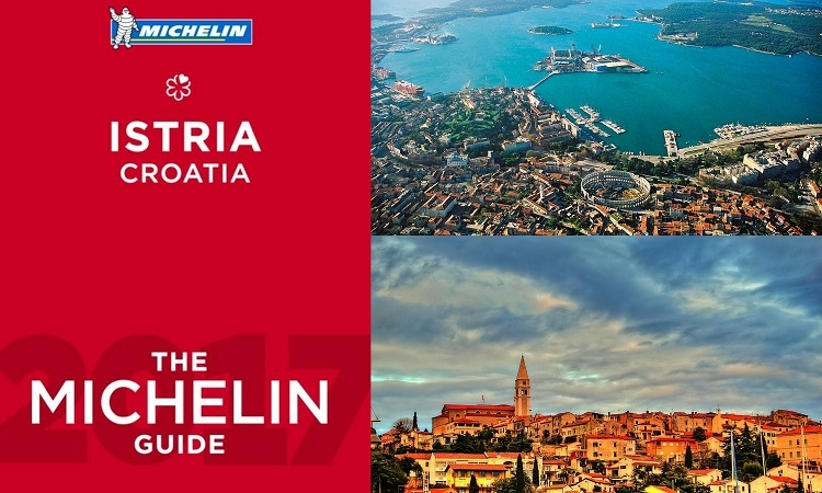 Istria gets famous Michelin guide