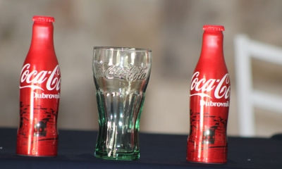 Photo gallery: Dubrovnik is getting its own Coca-Cola bottle