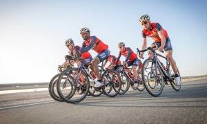 World's best cycling team preparing in Croatia