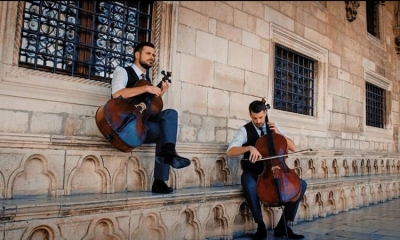 VIDEO – 2Cellos play the Game of Thrones theme on The Today Show
