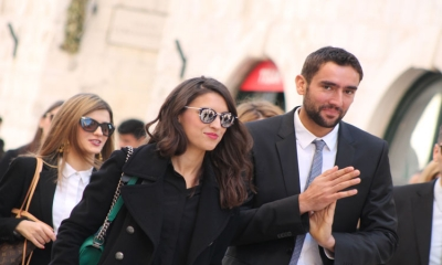 Photo - Croatian tennis player Marin Cilic celebrates Christmas Eve in Dubrovnik