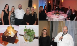 Photo gallery – Dinner with a famous chef Andrej Barbieri