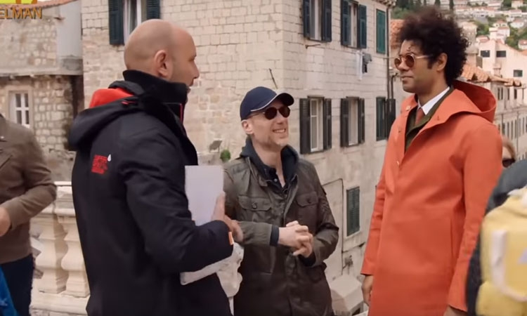 Travel Man films in Dubrovnik