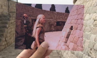 Game of Thrones and Dubrovnik as you've never seen them before