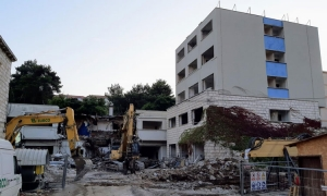 Dubrovnik to have new residential/office building with over 100 apartments