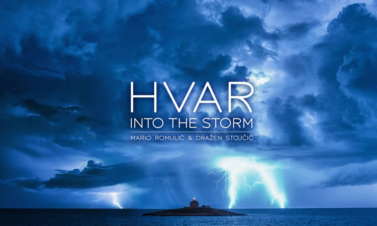 Hvar withstands all weather in this stunning new video