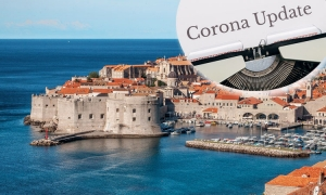 One new cases in Korcula