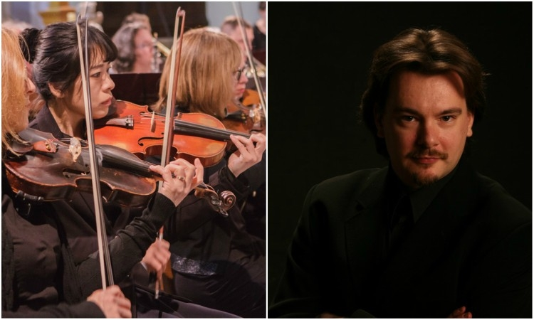 Europe Day in Dubrovnik – DSO String Chamber Ensemble and Pavle Zajcev