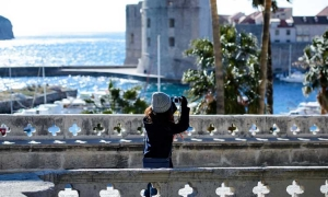 Stable and bright weather for this week in Dubrovnik