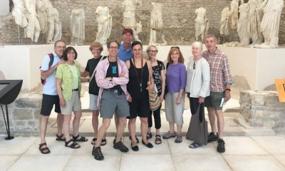 Letters to the Editor - Quilting Friendships from the US to Croatia and Back