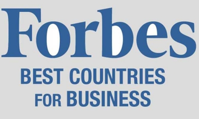 Forbes ranks Croatia in 46th position for doing business