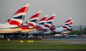 British Airways plans to suspend 36,000 staff