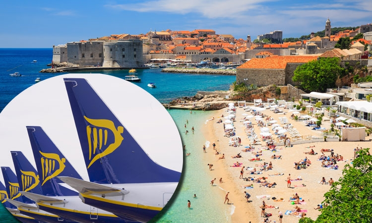 Ryanair coming to Dubrovnik in 2019