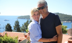 Interview – Dubrovnik saved us. If we had stayed in Chicago, we would have gone mad a long time ago - Emily Dall and Michael Saleh