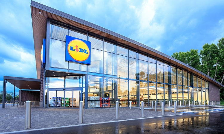Cannabis on the shelves of Lidl