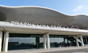 Zagreb Airport sees passenger increase in August