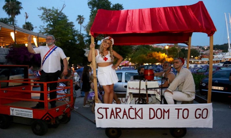 Don't miss Cavtat Summer Carnival this weekend