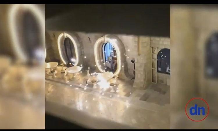 VIDEO – Star Wars explosion in Dubrovnik!