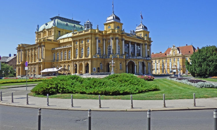 Zagreb sees the most number of tourists in Croatia in the first six months of 2020