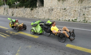 UK bikers in Zupa