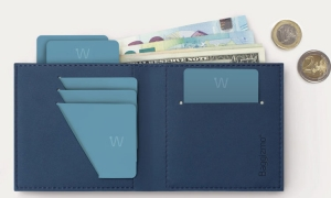 Smart wallet from Baggizmo