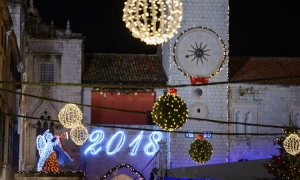 Dubrovnik Christmas and New Year Event Calendar
