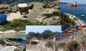 Public beaches refurbished by the City of Dubrovnik