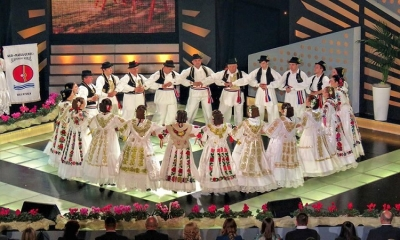 Folklore performances in Dubrovnik this weekend