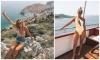 Former Miss Universe Australia Olivia Rogers loves Dubrovnik