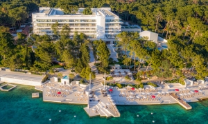 Hotel Bellevue on Losinj