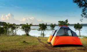 Pitch your tent in Croatia