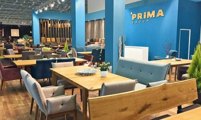 Prima furniture presented to German market