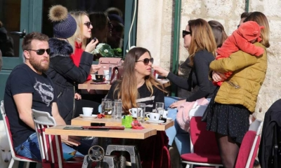 PHOTO – Last weekend of January bathes Dubrovnik in sunshine