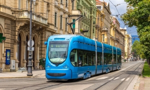 Surf the internet for free on Zagreb trams
