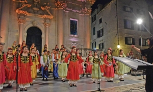 Hong Kong choir brings colour to Dubrovnik