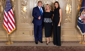 Croatian President meets with Trump during New York visit