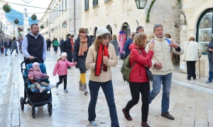 PHOTO GALLERY – Dubrovnik gets into winter mood