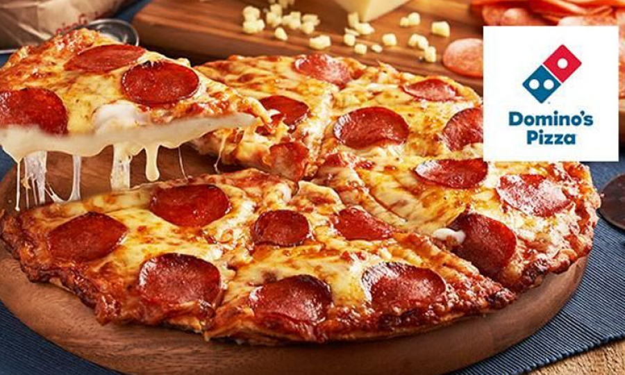 Domino s Pizza **30% off up to ₹70 on select items **